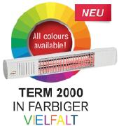 BURDA TERM 2000 IP67 COLOR